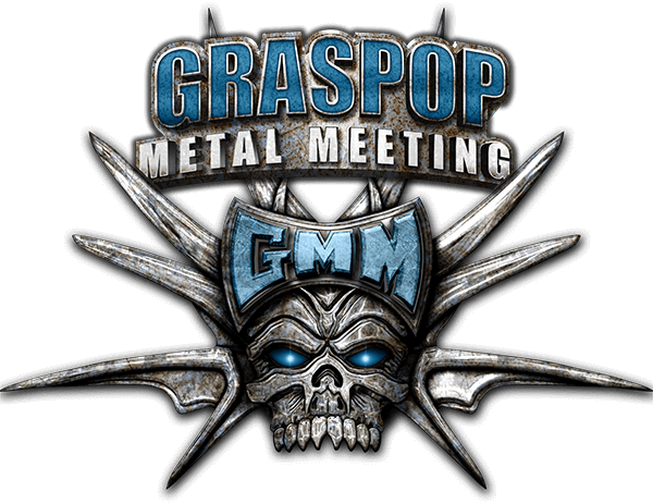 Cartel de Alojamiento en Graspop Metal Meeting 2018