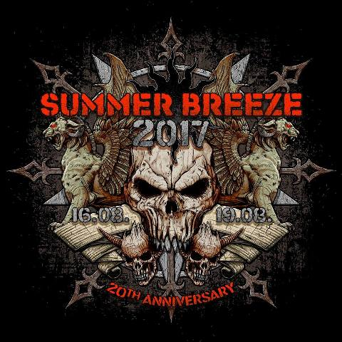Cartel de Viaje al Summer Breeze Open Air 2017