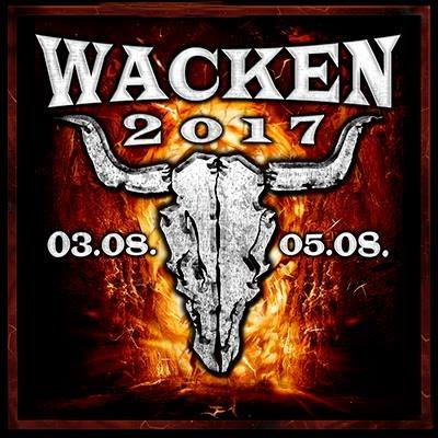 Cartel de Wacken Open Air 2017